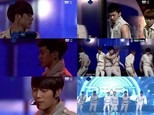 KBS Music Bank 05.27.2011