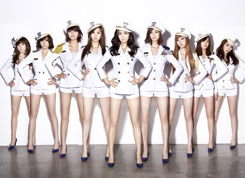 Can You Recognize Girls' Generation by their Arms and Legs?