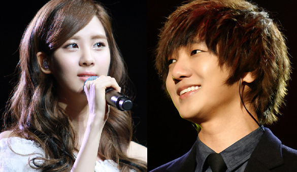 SNSD's Seohyun's and Super Junior Yesung's Common Habit