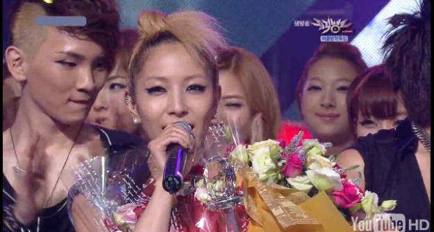 KBS Music Bank 08.13.10 Performances