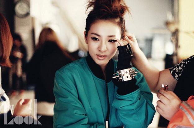 "2NE1's Dara Is ""Variety Show-phobic"""
