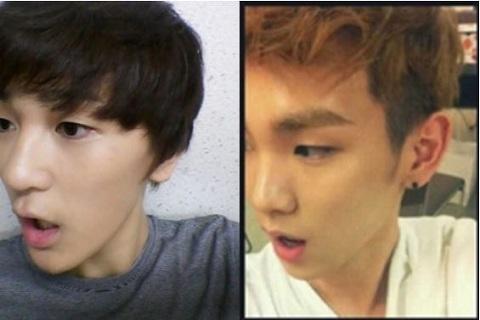 Who is SHINee's Key's Doppelganger?