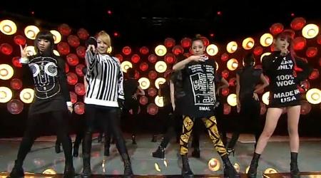 SBS Inkigayo 09.26.2010