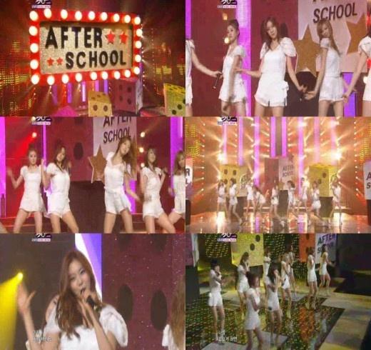 KBS Music Bank 04.29.2011