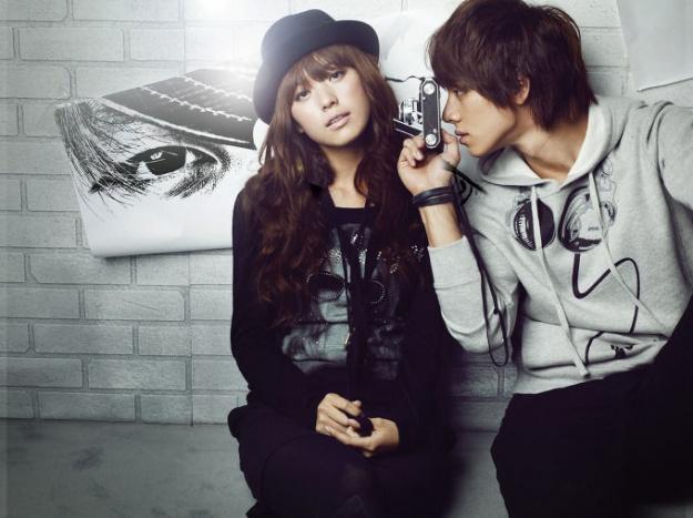 Jambangee '09 Fall/Winter (Han Hyo Joo & Chung Lim)