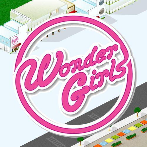 The Wonder Girls Release Interview Magazine BTS