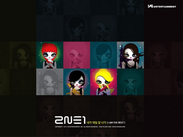 Update on 2NE1's Comeback, MV, and Some Wallpapers Inside!