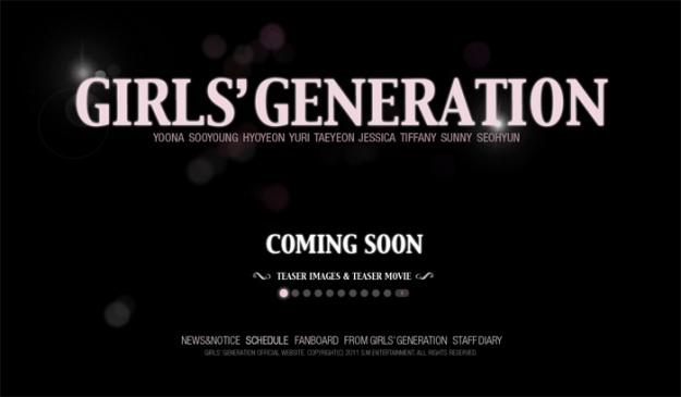 Yuri, YoonA and Seohyun's Teaser Photos Released