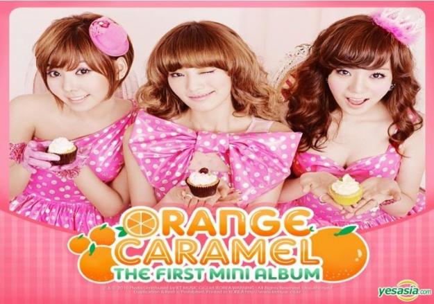 Album Review – Orange Caramel – The First Mini Album
