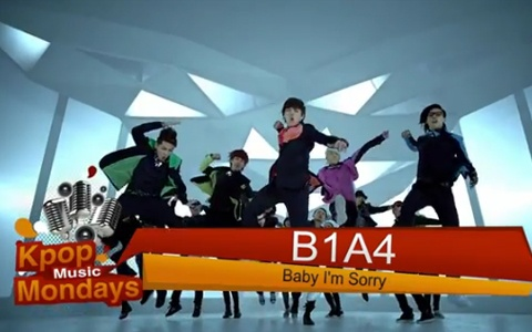 """Eat Your Kimchi Reviews B1A4's """"Baby I'm Sorry"""""""