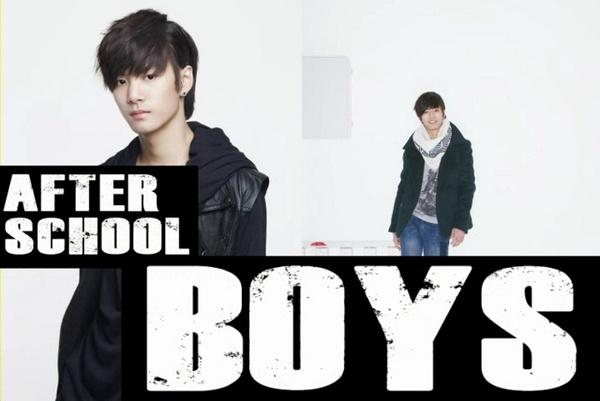 Kahee Reveals Two Members of After School Boys