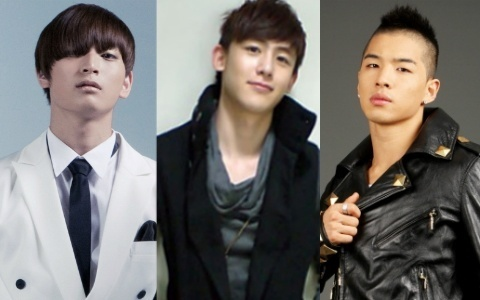 [Tweets] Jinwoon Wants People to Watch Him, Nichkhun Makes a New Friend, Taeyang Is Looking for Santa Claus