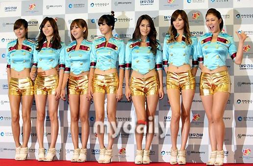 2010 Incheon Korean Music Wave Red Carpet