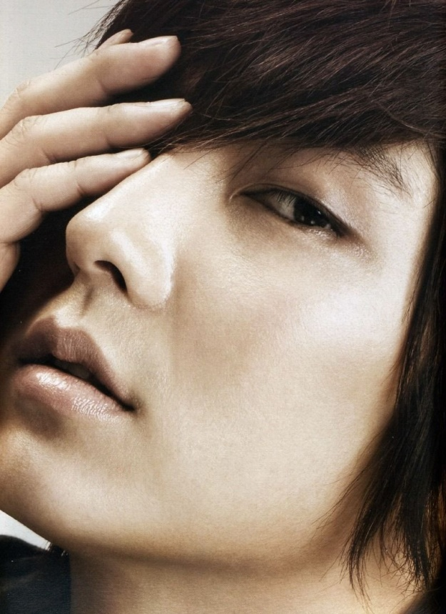 """Portrait JG"" (Lee Jun Ki)"