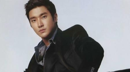 Siwon In Cosmo Men