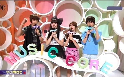MBC Music Core 05.28.11