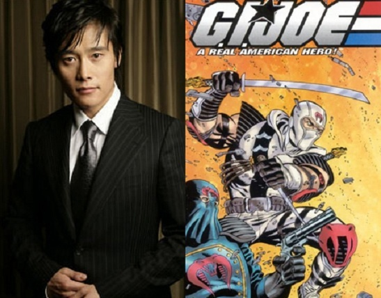 G.I. Joe: Lee Byung Hun's Hollywood Status Confirmed