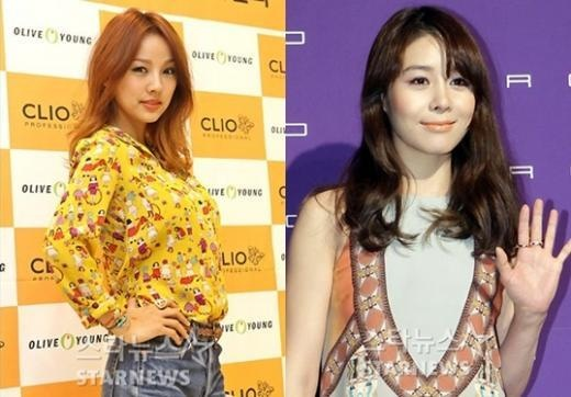 Fin.K.L's Lee Hyori and Ok Joo Hyun to Reunite for Manager's Wedding