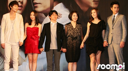 """Thorn Birds"" Press Conference: A Drama that will Capture Female Audiences"