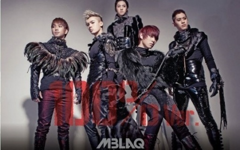 MBLAQ Makes Their Music Core Comeback and Performs Two Songs