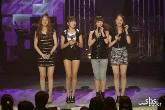 Weekly K-Pop Music Chart 2011 – September Week 2