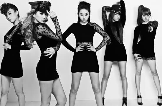 Wonder Girls Yoobin and Sohee: Huge Contrast in Skin Tone