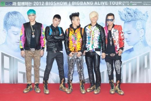 "BIGBANG Reveals ""Banned Photos"""