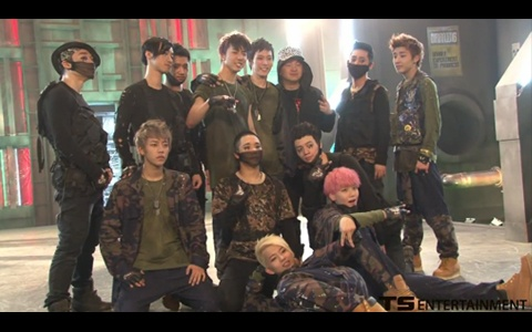 """B.A.P Reveals """"Take #2"""" BTS Video for """"Power"""""""