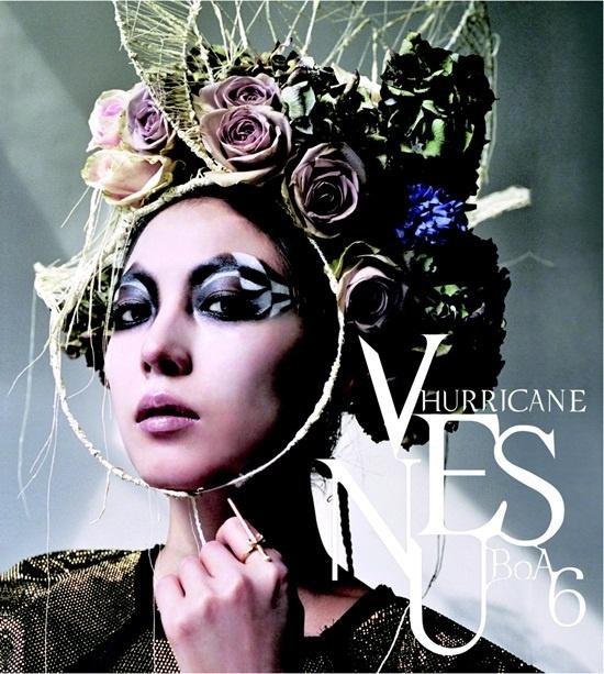"BoA's ""Hurricane Venus"" Album Out"