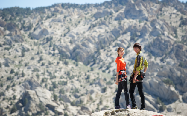 Lee Min Ho and SNSD YoonA Show Grit in Rock Climbing for Eider