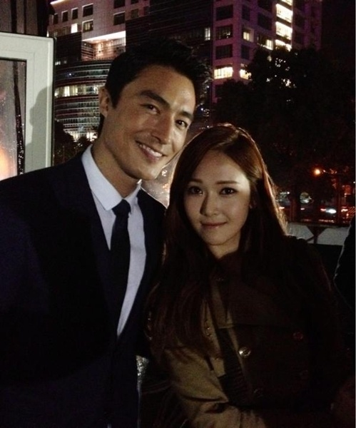 Daniel Henney and Girls' Generation Jessica Look Like a Great Couple Together!