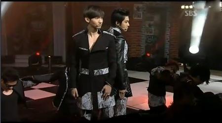 SBS Inkigayo 01.30.2011