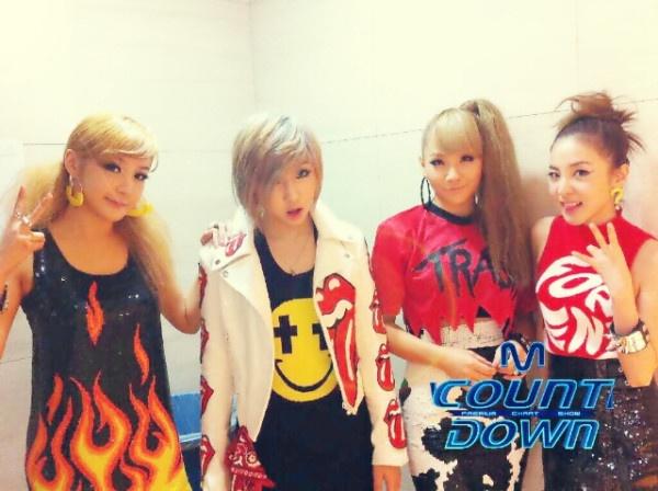 Mnet M Countdown 08.04.2011