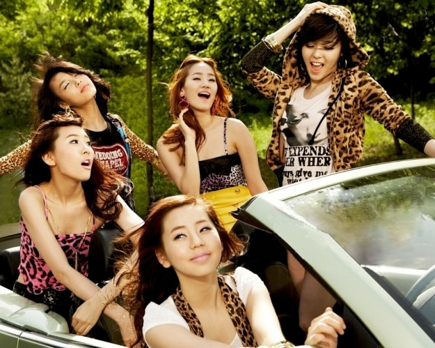 Wonder Girls' Comeback To Korea Set For April