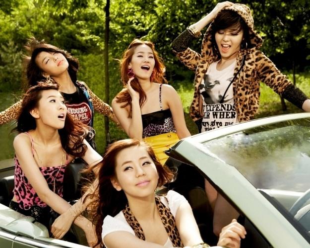 Wonder Girls' Comeback To Korea Set For April