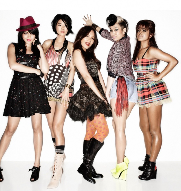 "Pan-Asian Girl Group Blush Debuts With Hit Single ""Undivided"""