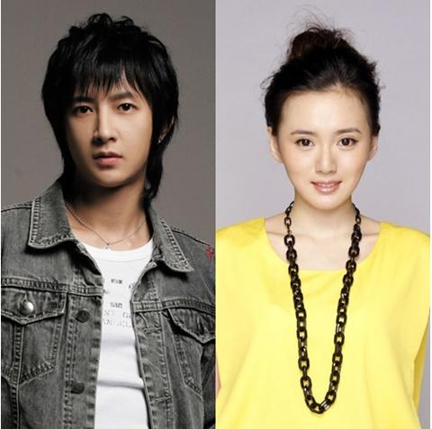 Ex-Super Junior Han Kyung Is Dating Chinese Actress Jiang Kaitong?