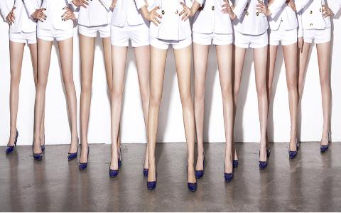 Korean Celebs and the Secret to their Long, Slender Legs!