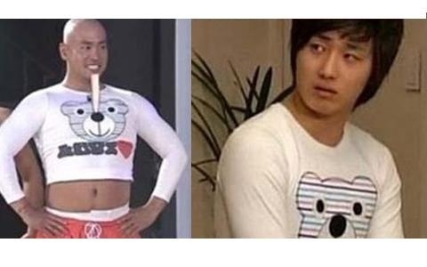 """Gil and Jung Il Woo: """"Same Shirt, Different Feel"""""""