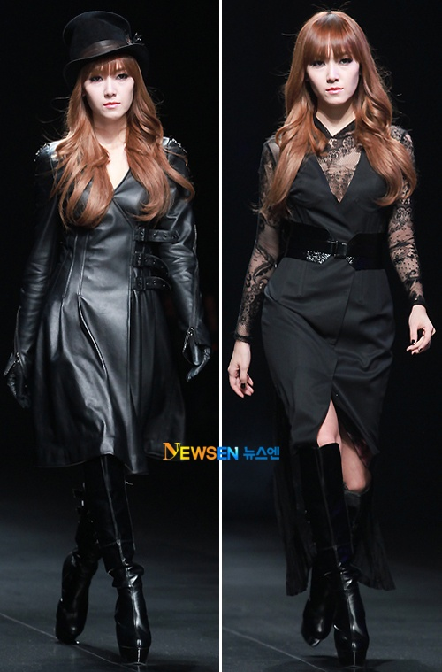 Lee Ju Young, 2011 F/W Seoul Fashion Week