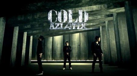 "Aziatix Reveals MV Teaser for ""Cold"""