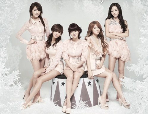 Kara is the First Girl Group to Release Figurines