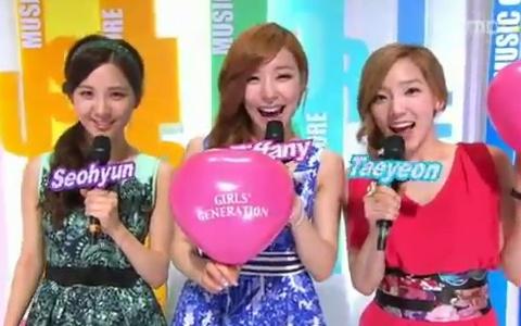 MBC Music Core Performances 04.28.12
