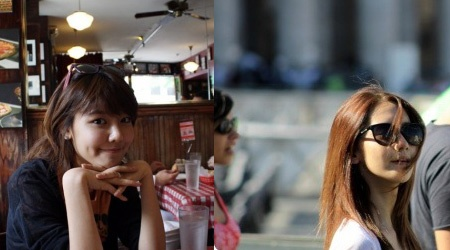 More of Sooyoung and Yoona's Vacation Photos Revealed