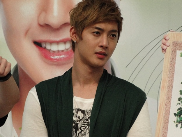 Kim Hyun Joong's Fan Meeting in Singapore