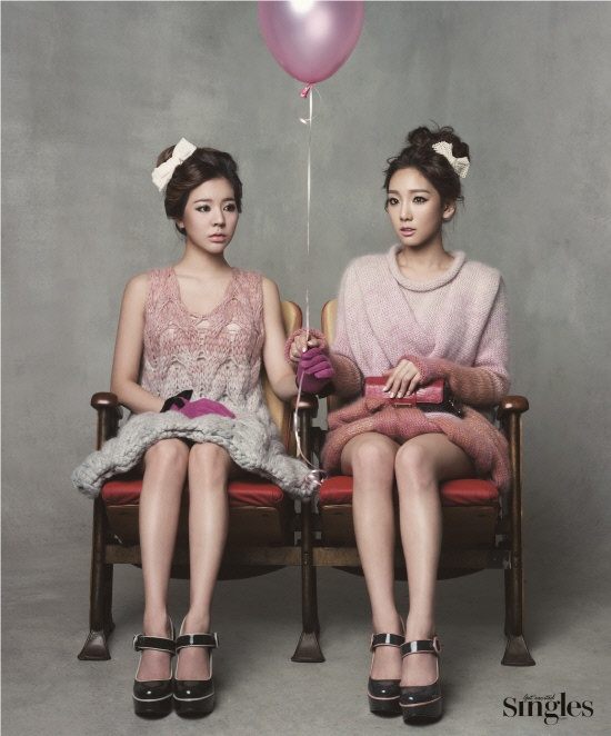 """SNSD's Sunny and Taeyeon Look """"Like Twins"""" in Recent Photo Shoot"""
