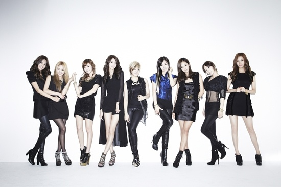 """SNSD Writes History with """"The Boys"""" Album Release in France"""