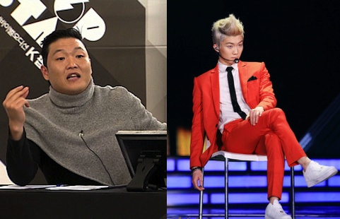 "Psy to Work with Lee Seung Hoon on SBS ""K-Pop Star"""