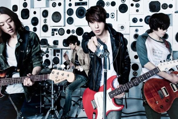 CN Blue Unleashes Third Teaser Featuring Min Hyuk