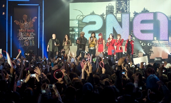 Weekly Up & Down: 2NE1, SNSD, YongSeo, and ALi